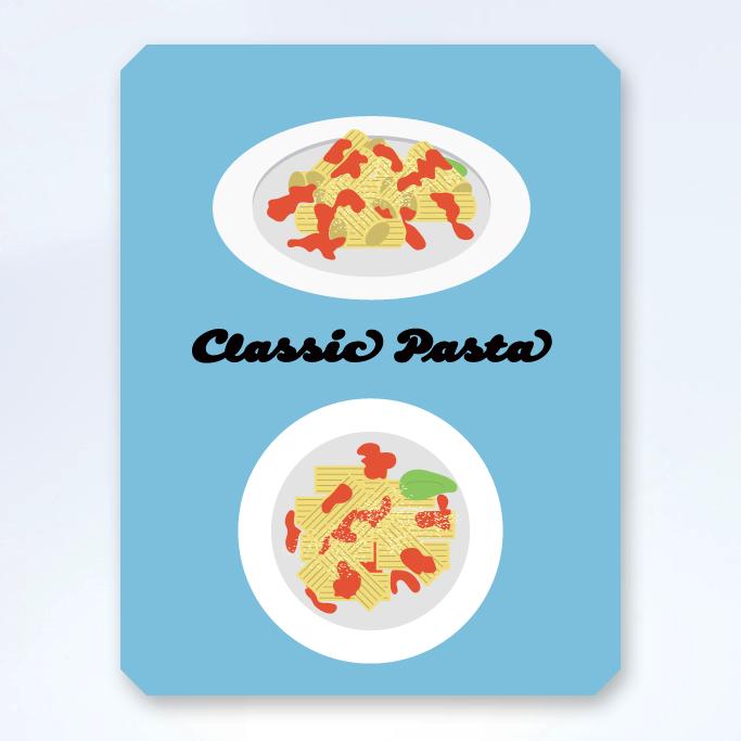 Classic pasta