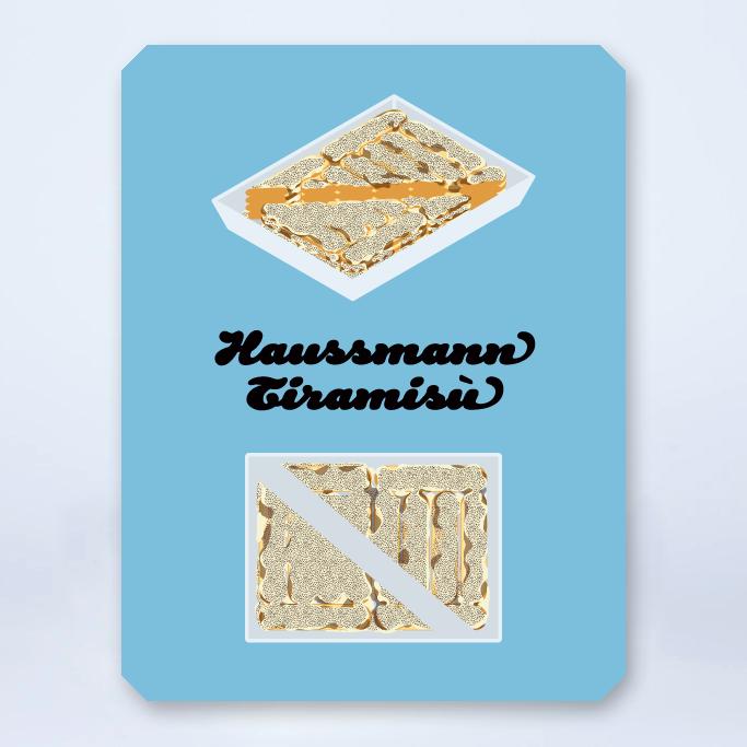 Haussmann tiramisù
