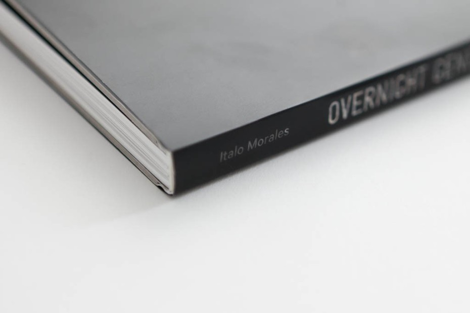 Overnight Generation book